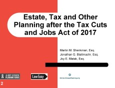 tax cut jobs act Cover Page Dec 28 2017